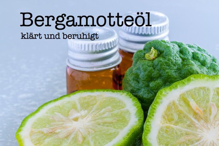 Bergamotteöl
