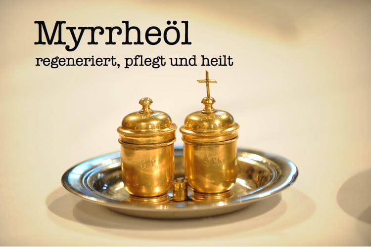 Myrrheöl